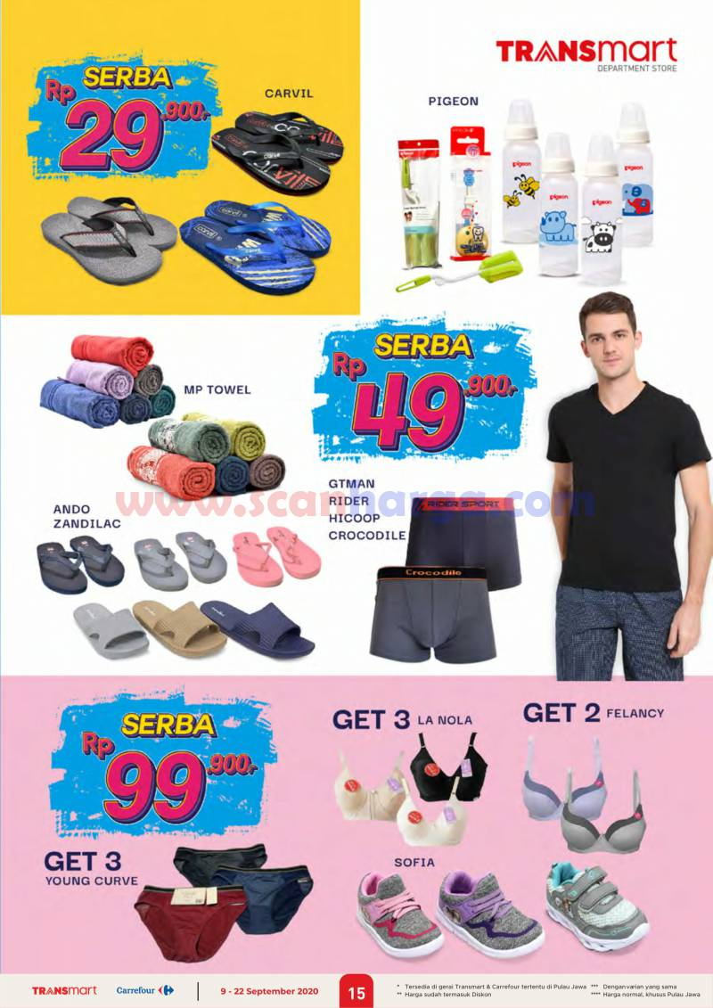 Katalog Promo Carrefour 9 - 22 September 2020 15