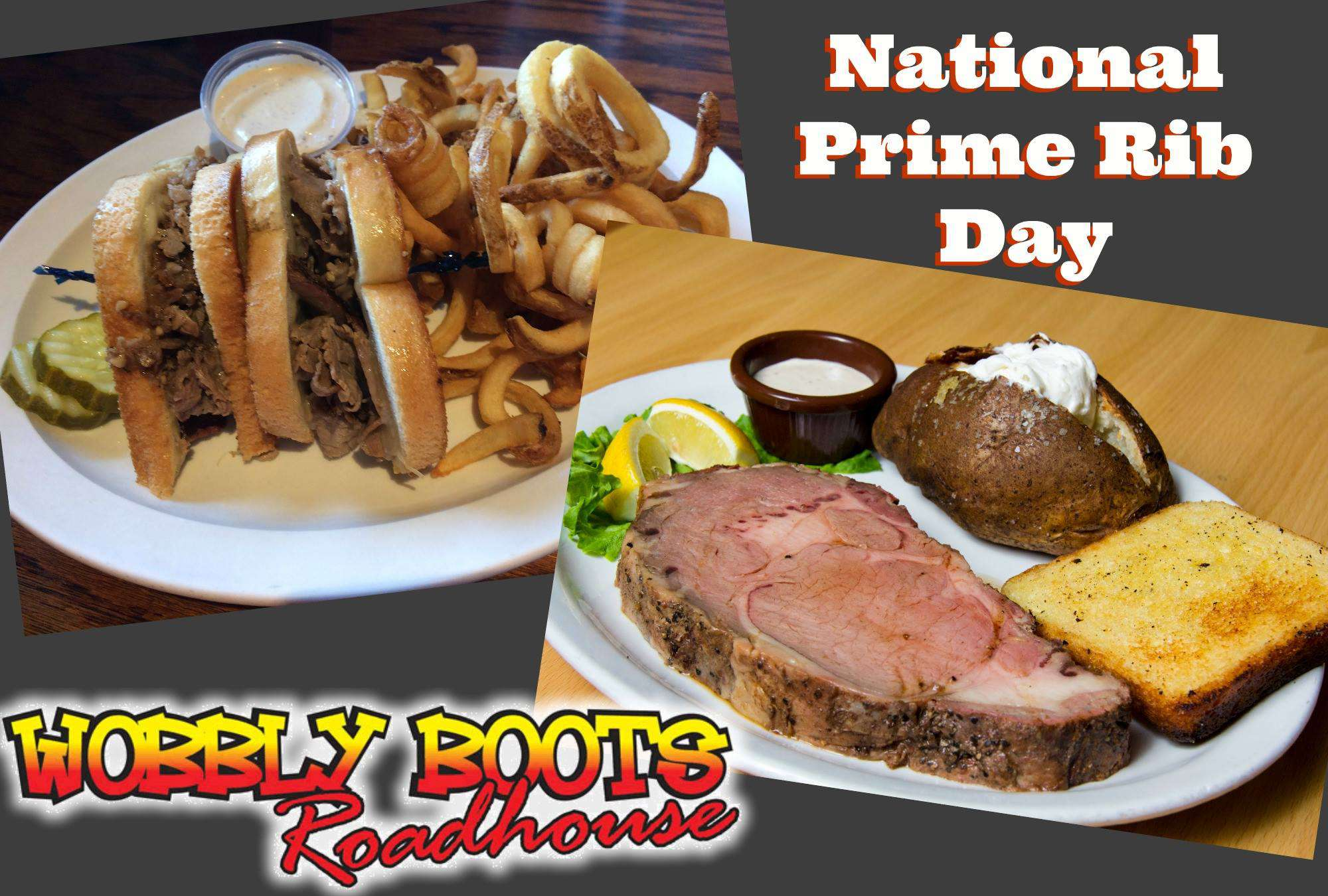 National Prime Rib Day Wishes Images download