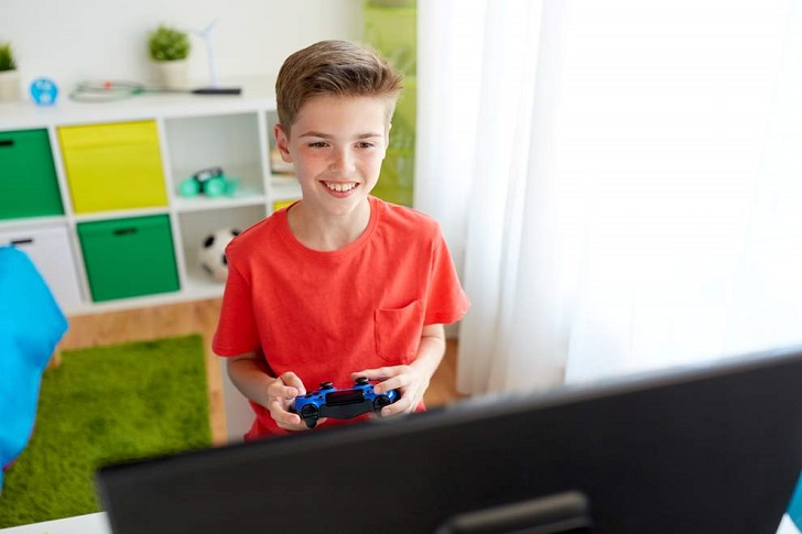 Effects of video games on child development