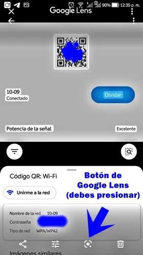 Ver clave del Wifi fácilmente en tu teléfono Android sin root