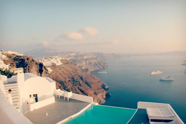Chromata Santorini Katikies hotel
