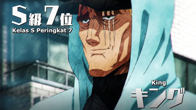 One Punch Man Season 2 Episode 1 Subtitle Indonesia