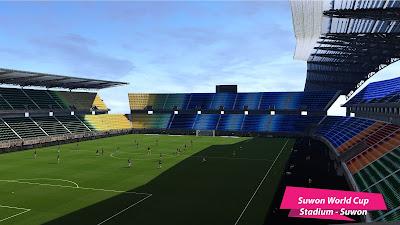 PES 2021 Suwon World Cup Stadium
