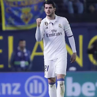 Morata will leave if Benzema stays