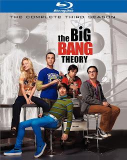 The Big Bang Theory – Temporada 3 [2xBD25] *Con Audio Latino