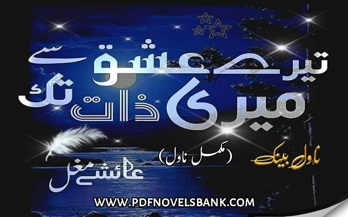 Tere Ishq Se Meri Zaat Tak Complete Novel by Ayeshay Mughal