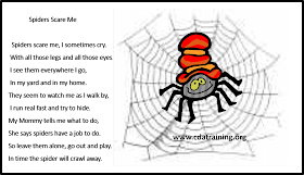 Child Care Basics Resource Blog: Spider Clips