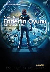 Kitap yorumu: Orson Scott Card - Ender'in Oyunu (Ender Serisi 1. Kitap)
