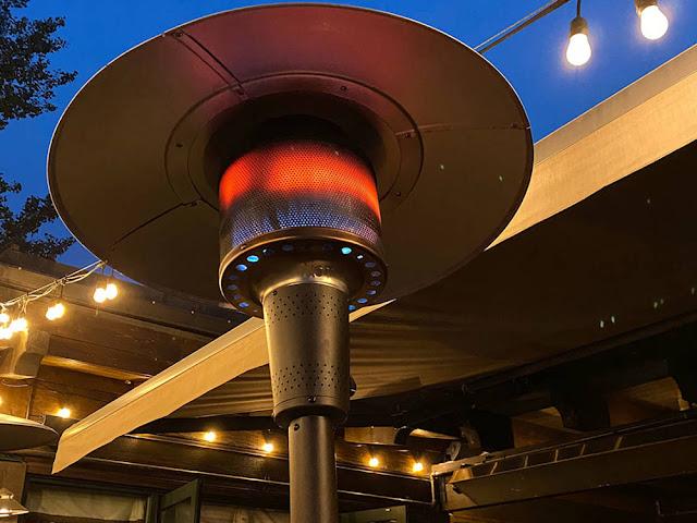 Επιχορήγηση για την προμήθεια θερμαντικών σωμάτων εξωτερικού χώρου σε επιχειρήσεις εστίασης