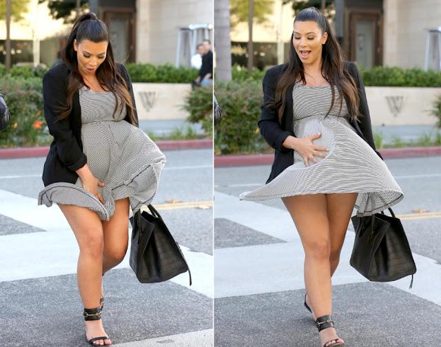 Image result for kim kardashian pregnant