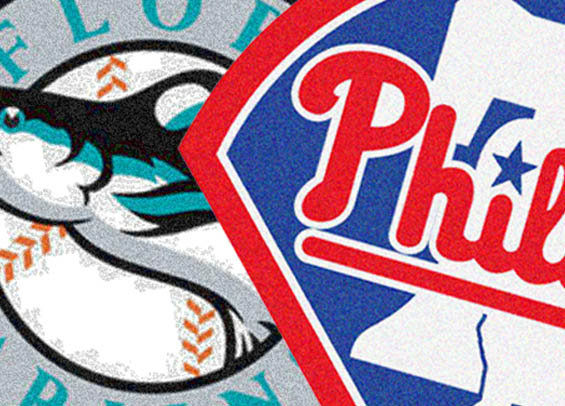 Philadelphia travels to Miami to face Marlins in three-game set