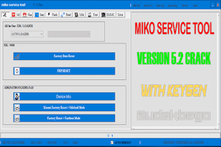 Miko Service Tool V5.2 Crack With Keygen 2019