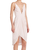 Prom Dress the Night Zimmermann Silk V-Tuck Dress