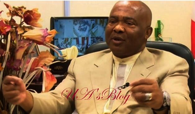Imo: Uzodinma explains why he inaugurated Imam