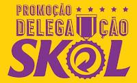 Promoção Delegação Skol www.skol.com.br/delegacao