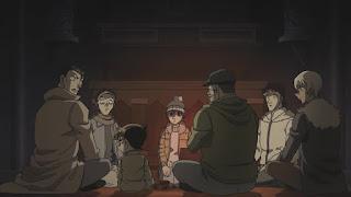 名探偵コナンアニメ 第1005話『36マスの完全犯罪(後編)』 | Detective Conan EP.1005 | Hello Anime !
