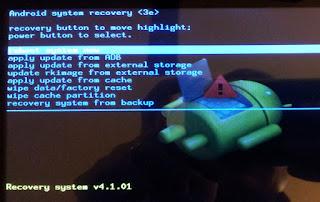 Cara Reset Ulang Hp Android Semua Merek