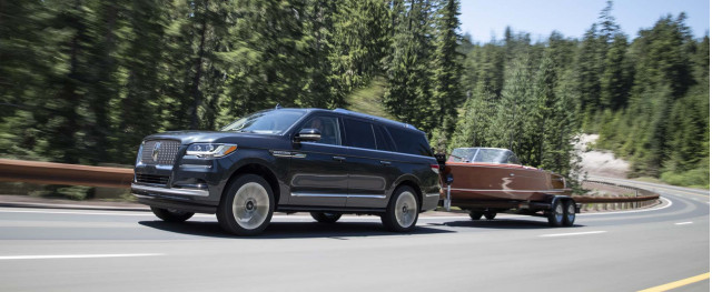 2022 Lincoln Navigator Preview