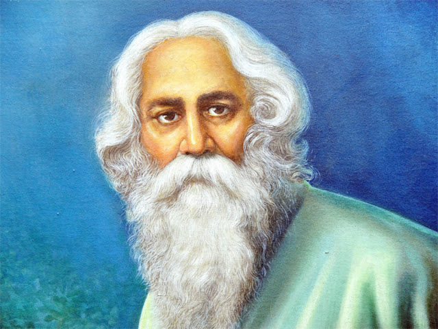Rabindranath Tagore Biography in Hindi - रविन्द्रनाथ टैगोर की जीवनी