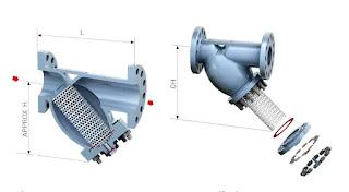pengertian-y-strainer-valve-dan-kegunaannya