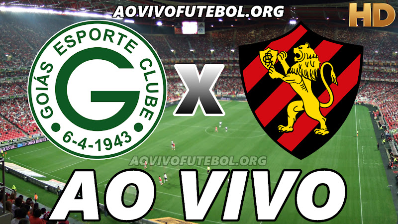 Goiás x Sport Ao Vivo HD TV PFC