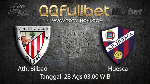 Prediksi Bola Jitu Ath. Bilbao vs Huesca ( Spanish La Liga )