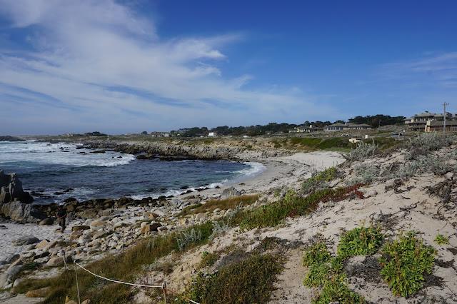 Praia de Asilomar Califórnia