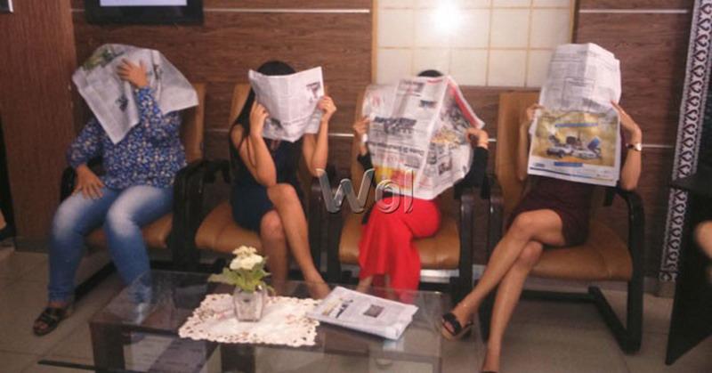 Prostitusi Online di Medan