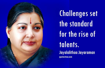 Jayalalithaa Quotes