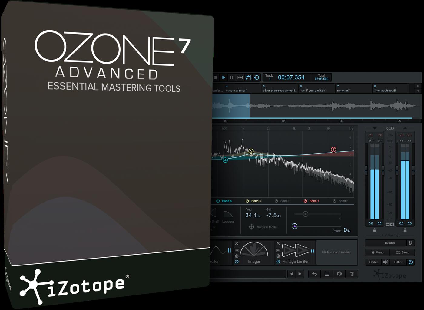 izotope ozone 5 mac torrent crack