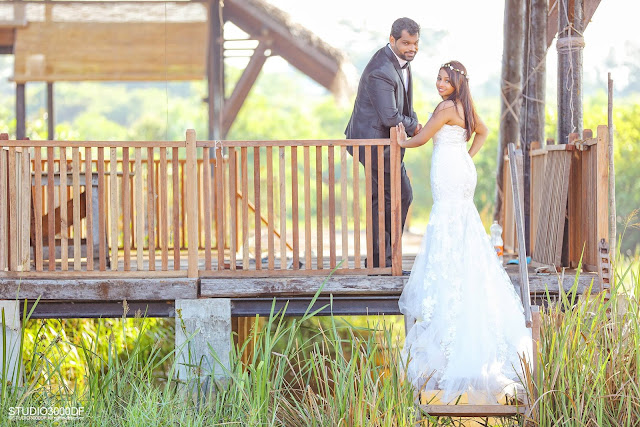 MP Bandula Gunawardena's Son's Wedding Pre Shoot