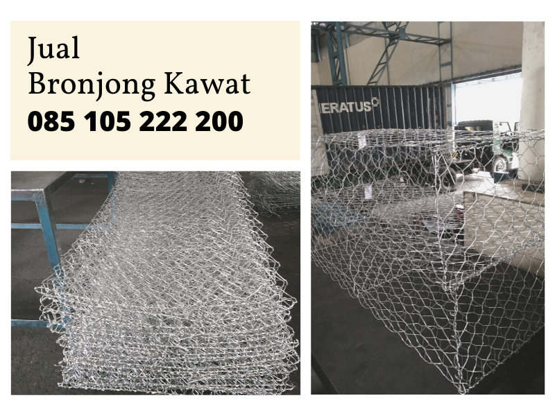 Jual Bronjong Kawat Kab.Pasir Kalimantan Timur