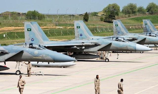 Σε πανικό η Άγκυρα για μεταστάθμευση Αραβικών F-15 στη Σούδα-Πως σχολιάζουν τη συμφωνία Ελλάδας-Ισραήλ (ΒΙΝΤΕΟ)