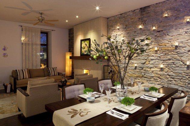 62 Ruang Makan Minimalis Modern Desain Gambar 2017