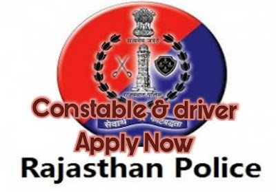 Rajasthan Police Constable New Vacancy Released Check Eligibility, Syllabus, Apply Online