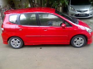 kaca film mobil Honda mobilio Brio dan Jazz City HRV Murah