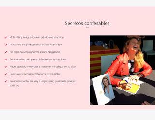 Firma de libros de Cristina Soria