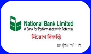 National Bank Job circular