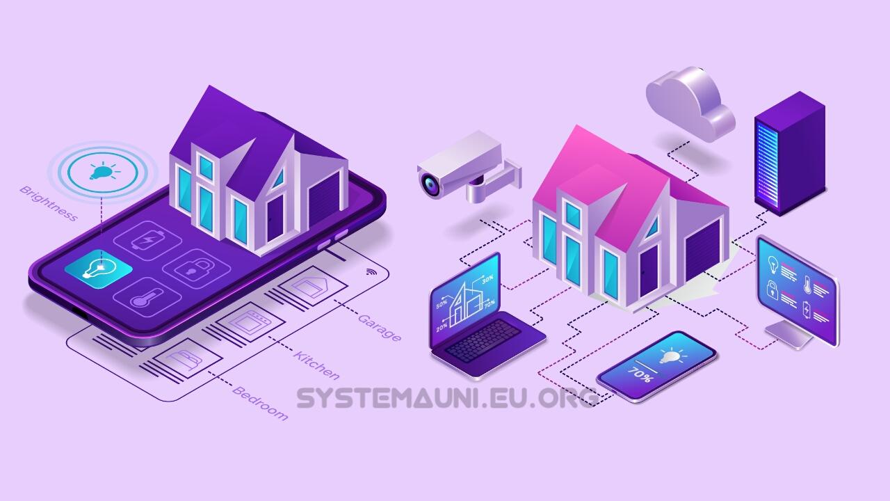 Apa Itu Smart Home System dan Teknologi Smartnya -