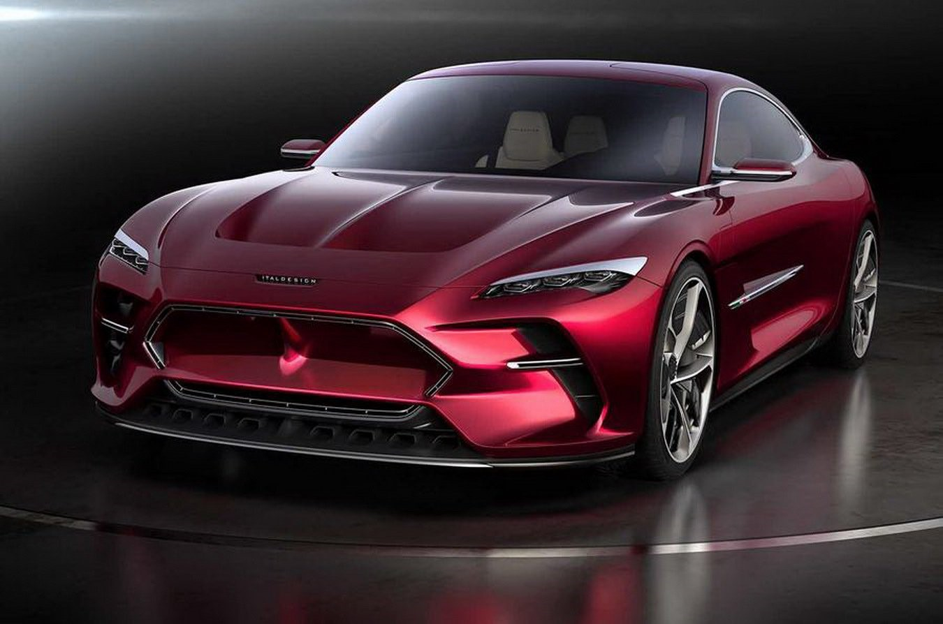 241a0d819a Italdesign recently teased a stylish new coupe and now we know what to  expect when the car is officially unveiled at the Geneva Motor Show.