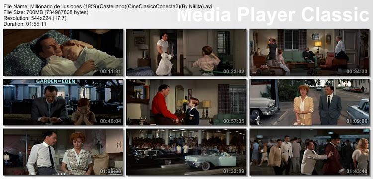 Millonario de Ilusiones | 1959 | A Hole in the Head