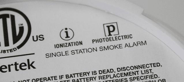You need to know about Smoke Alarms vs Smoke Detectors