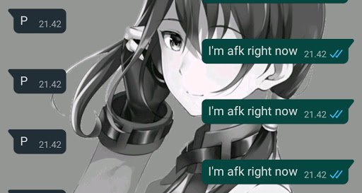 Auto reply chat WA