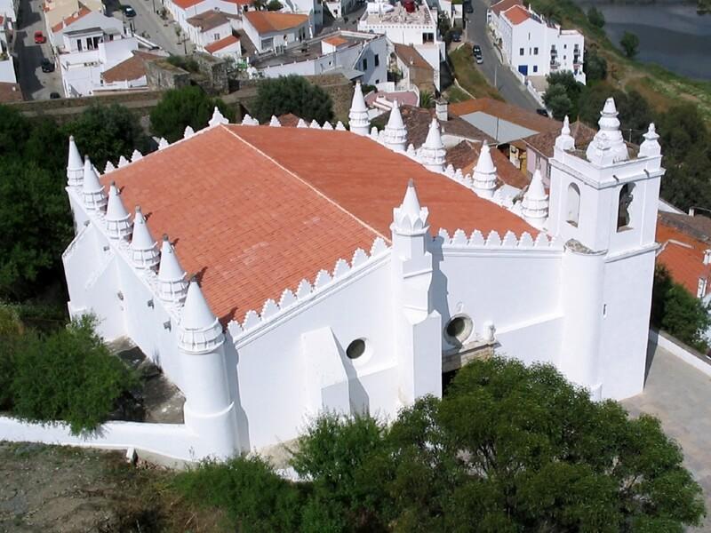 Gereja Nossa Senhora da Anunciação, Portugal