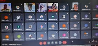 #JaunpurLive : ज्ञात से अज्ञात की ओर बढ़ना ही शोध है: प्रो.(डॉ) निर्मला एस मौर्य