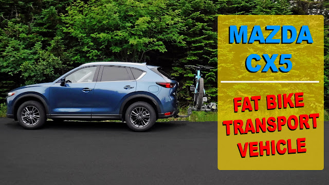 Fatbike Republic Fat Bike 2019 Mazda CX5 Will my fat bike fit Steele Mazda Mazda Canada Newfoundland
