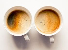 شرب القهوة على معدة فارغة