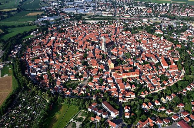 Nördlingen, Almanya