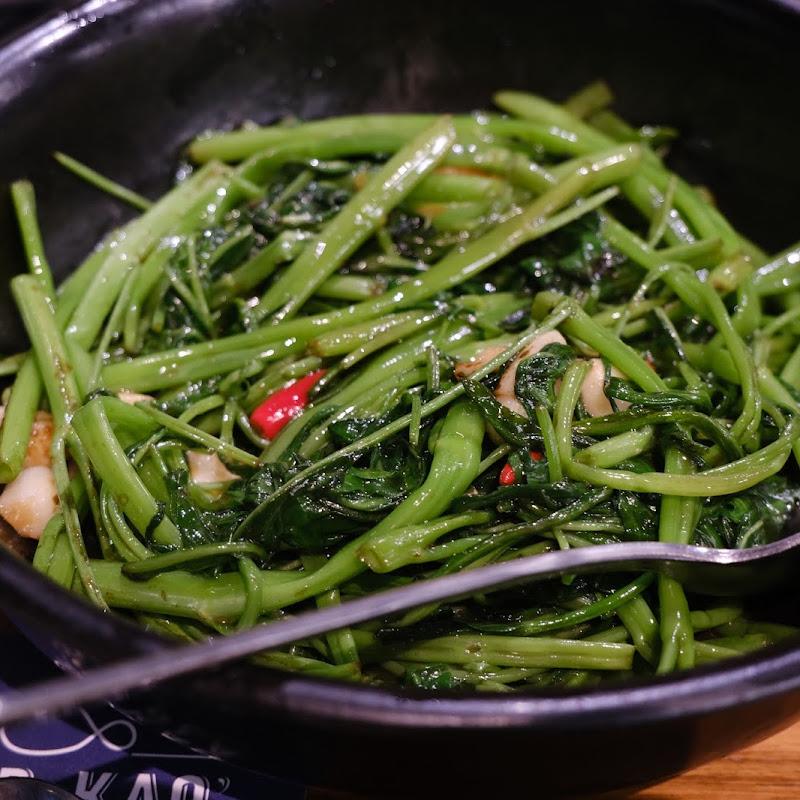 沒點飯也沒點魚的曼谷餐廳「吃飯吃魚」