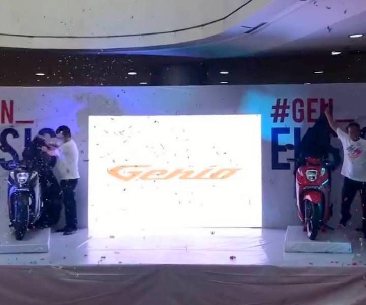 Indako resmi merilis Honda Genio 110 dikota Medan, harga mulai 18 Jutaan !